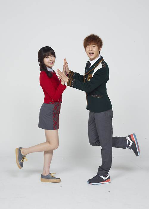 [PIC] 131125 Juniel & Infinite Sunggyu @ Elite me2day update