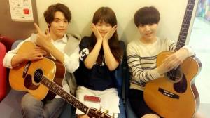 Eddy Kim, Juniel, Yoo Seungwoo from MBCSTAR twitter