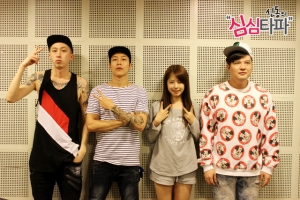 Sleepy, 5Zic, Juniel, Shindong